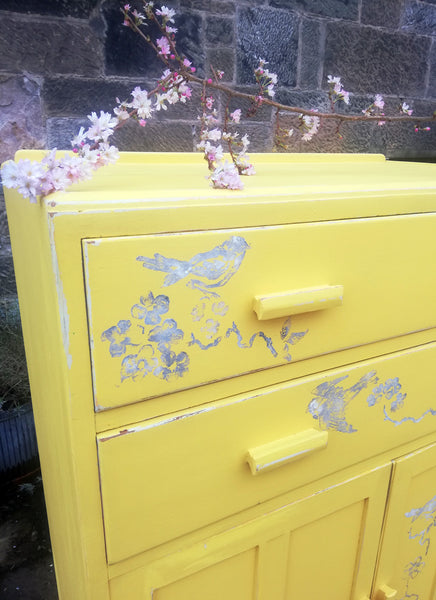 Painted to order - Iron Orchid designs decorated furniture