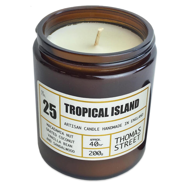 Thomas Street Hand Poured Artisan Candle  - 200g