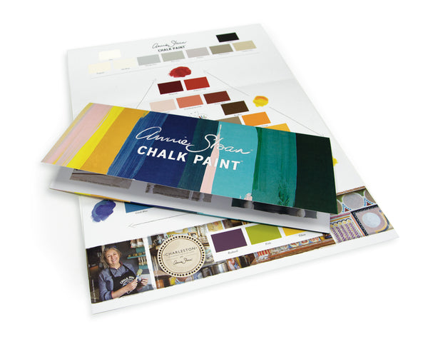 Annie Sloan - The Chalk Paint Colour Card