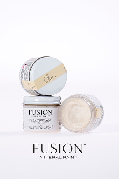 Fusion Mineral Paint - Furniture Wax - Clear