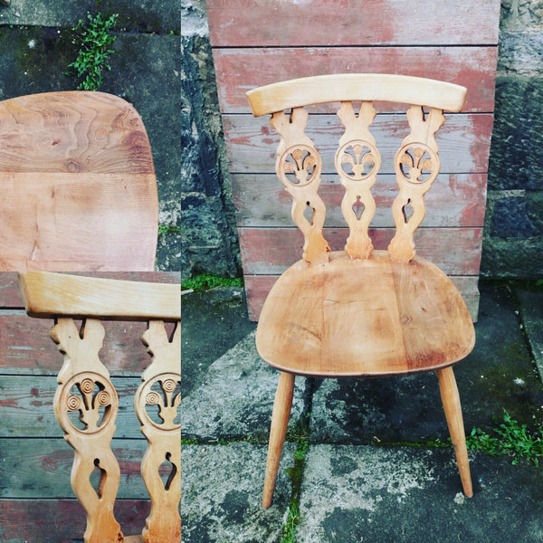 Upcycled Vintage Furniture Emily Rose Glasgow Miss Mustard