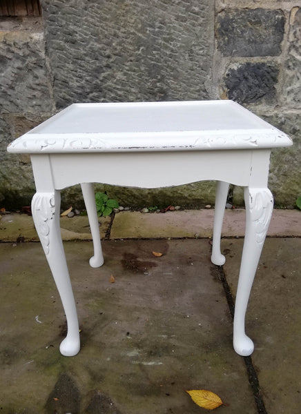 Custom Listing for Elise painted  side table and wardrobe