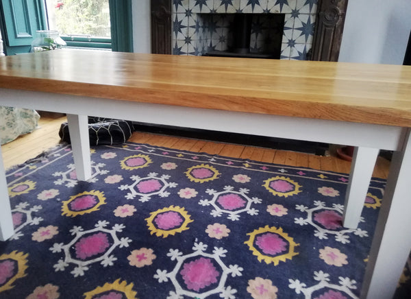 Custom Listing for kate ashton 8 mismatched dining chairs and dining table