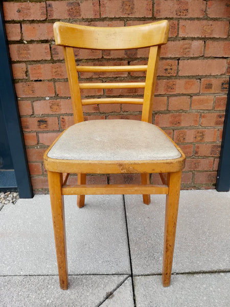 Vintage children's chair available for painting