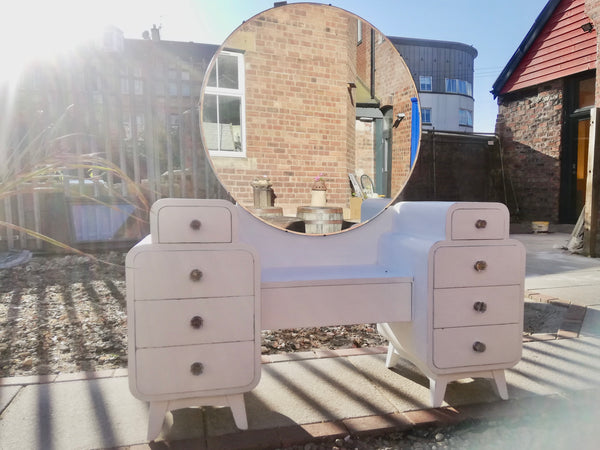 Custom Order for Roisin Keane repainted dressing table