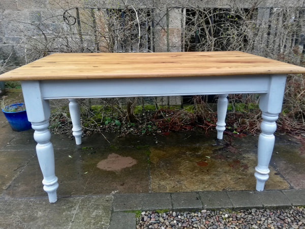 Commission for Sarah P refurbished dining table