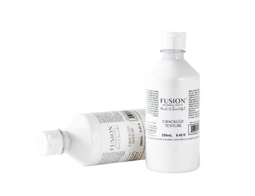 Fusion Mineral Paint - Crackled Texture