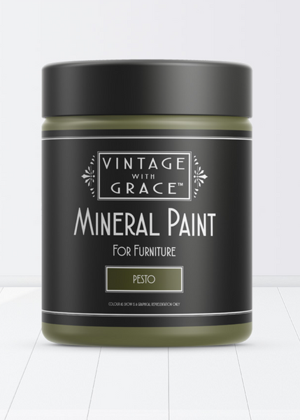 Vintage With Grace Mineral Paint  - 500ml