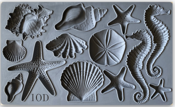 Iron Orchid Designs - The Moulds