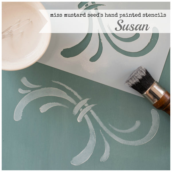 Miss Mustard Seed Milk Paint - Stencils UK stockist emily rose vintage