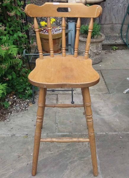 Vintage bar stool - have it painted your way!