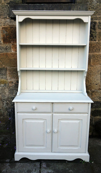 Custom Listing for David hand painted pine dresser in fusion mineral paint champlain