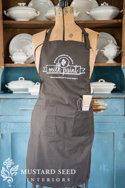 Miss Mustard Seed Milk Paint  - Apron
