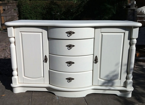 Custom Listing for Blanco Interiors hand painted dresser