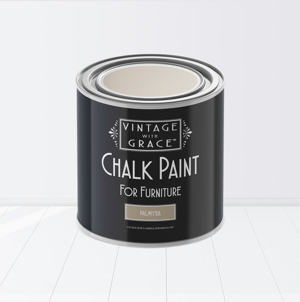 Vintage With Grace Chalk Paint  - 1 litre end of line relaunching as a mineral paint