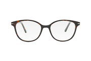 Tortoise black/brown women's blue light blocking glasses.