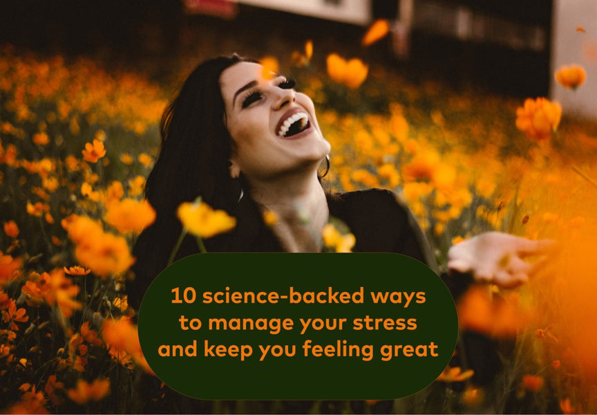10 Stress Management Tips Backed By Science