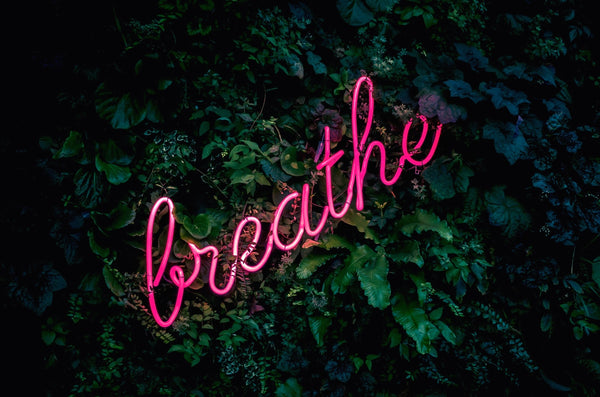 Savvy stress management tip 1 breathe