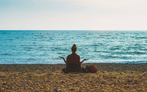 Meditate your way away from stress