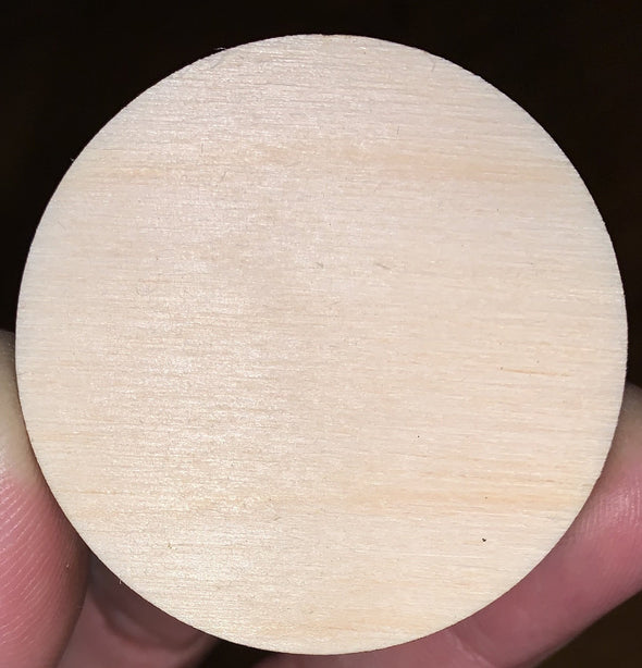 Blank wooden shapes(circle/rectangle/square) - Birch plywood - Tiny Memories Laser