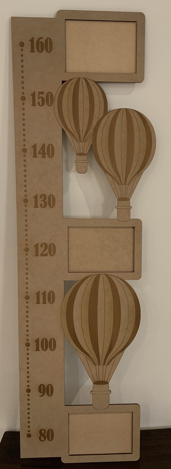 Kids Growth chart - Tiny Memories Laser