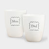 Mum & Dad mugs