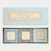 Baby Keepsake Box - blue