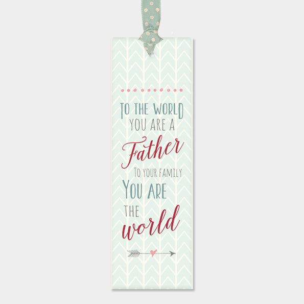 Father bookmark