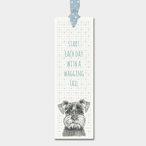 Wagging Tail bookmark