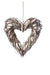 Heart Shaped Easter Wreath