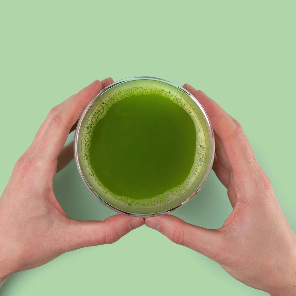 Matcha Green Tea - PureChimp Asia