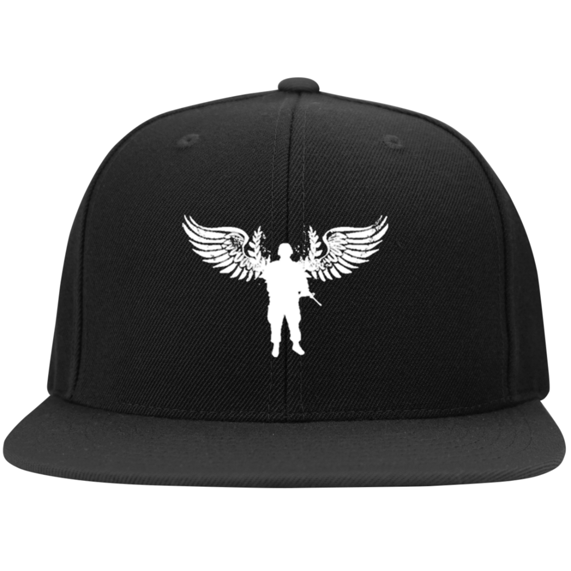 Brothers at Arms -  Snapback Hat - Black
