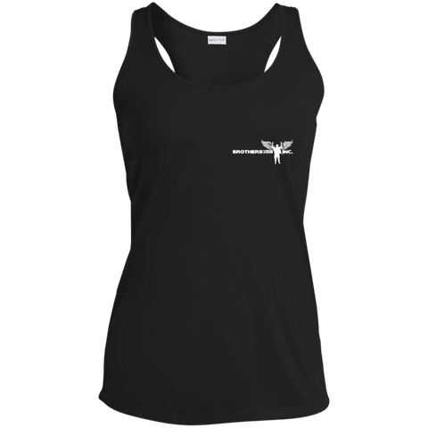 Ladies' - Brothers at Arms - Racerback Tank