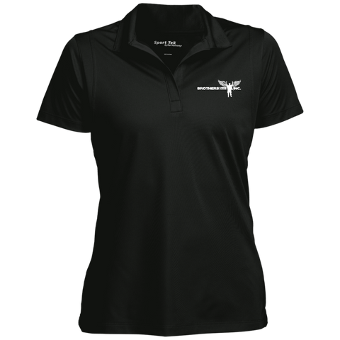 Ladies - Brothers at Arms - Pro Three button Polo