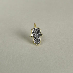 fantastic charm for those who like a darker sparkle