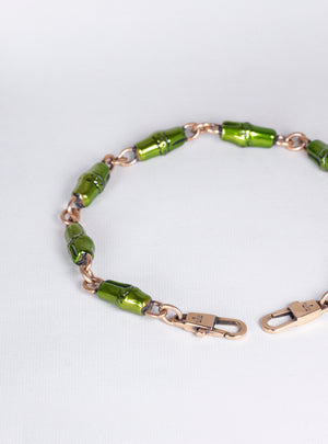 Vintage Gucci Bamboo Necklace / Bracelet
