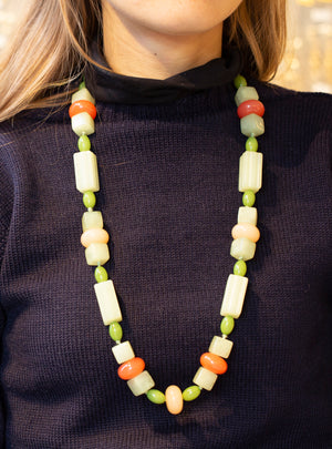 Vintage Missoni Bakelite Necklace #2