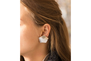 Georg Jensen Sterling Silver Clip-on Earrings