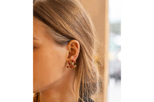 CC Clip-on Earrings