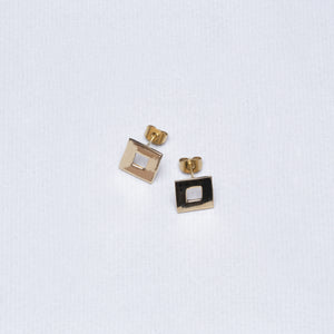 Trinny Vintage Stud Earrings