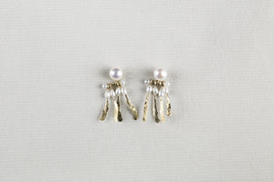light and playful, these earrings are incredibly meaningful!