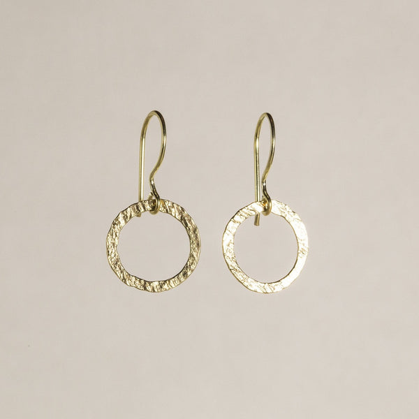 simple but stunning textured circles also from Mirabelle