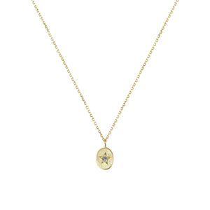 Starry Pendant Necklace