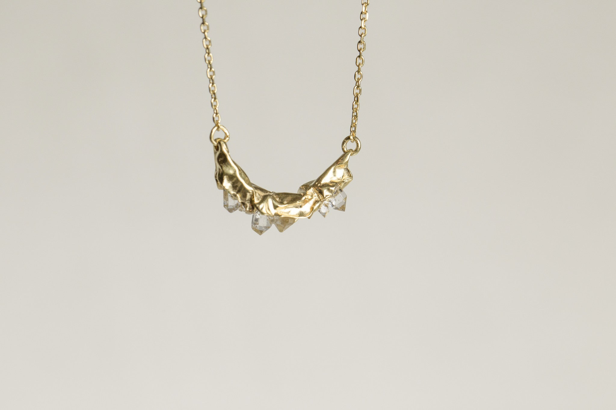 incredible organic necklace by the fascinating Niza Huang
