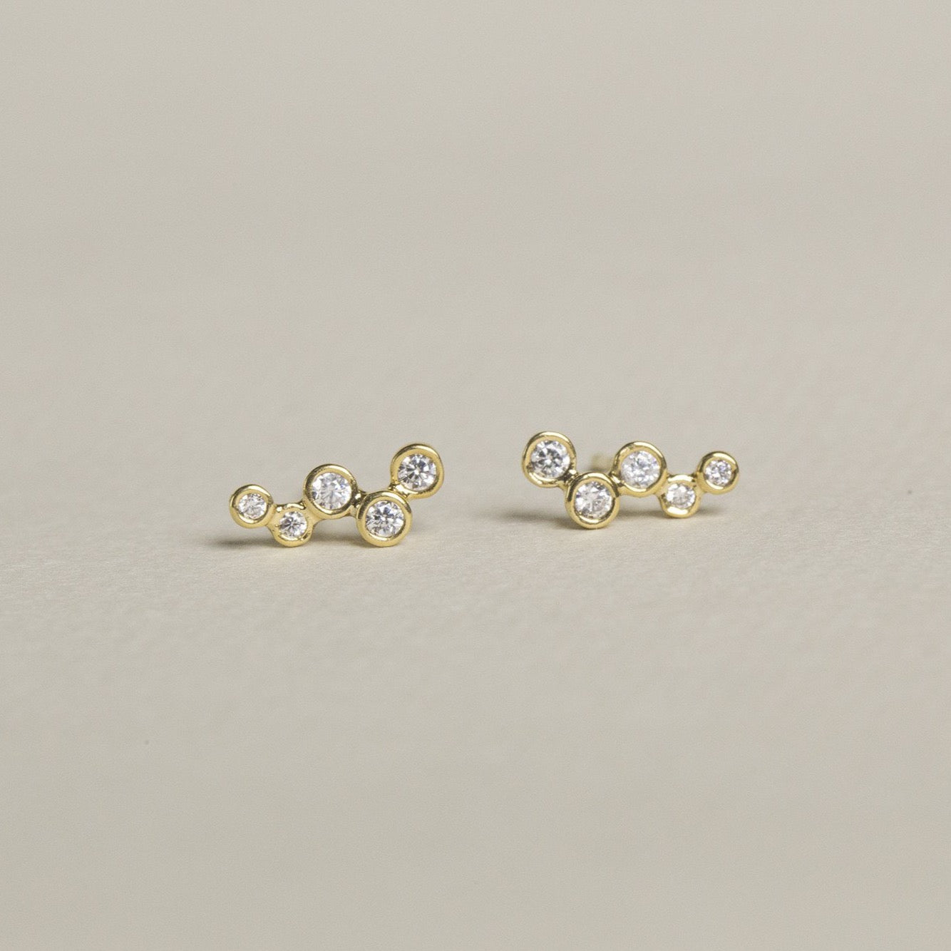 Tai Bubbly Stud Earrings