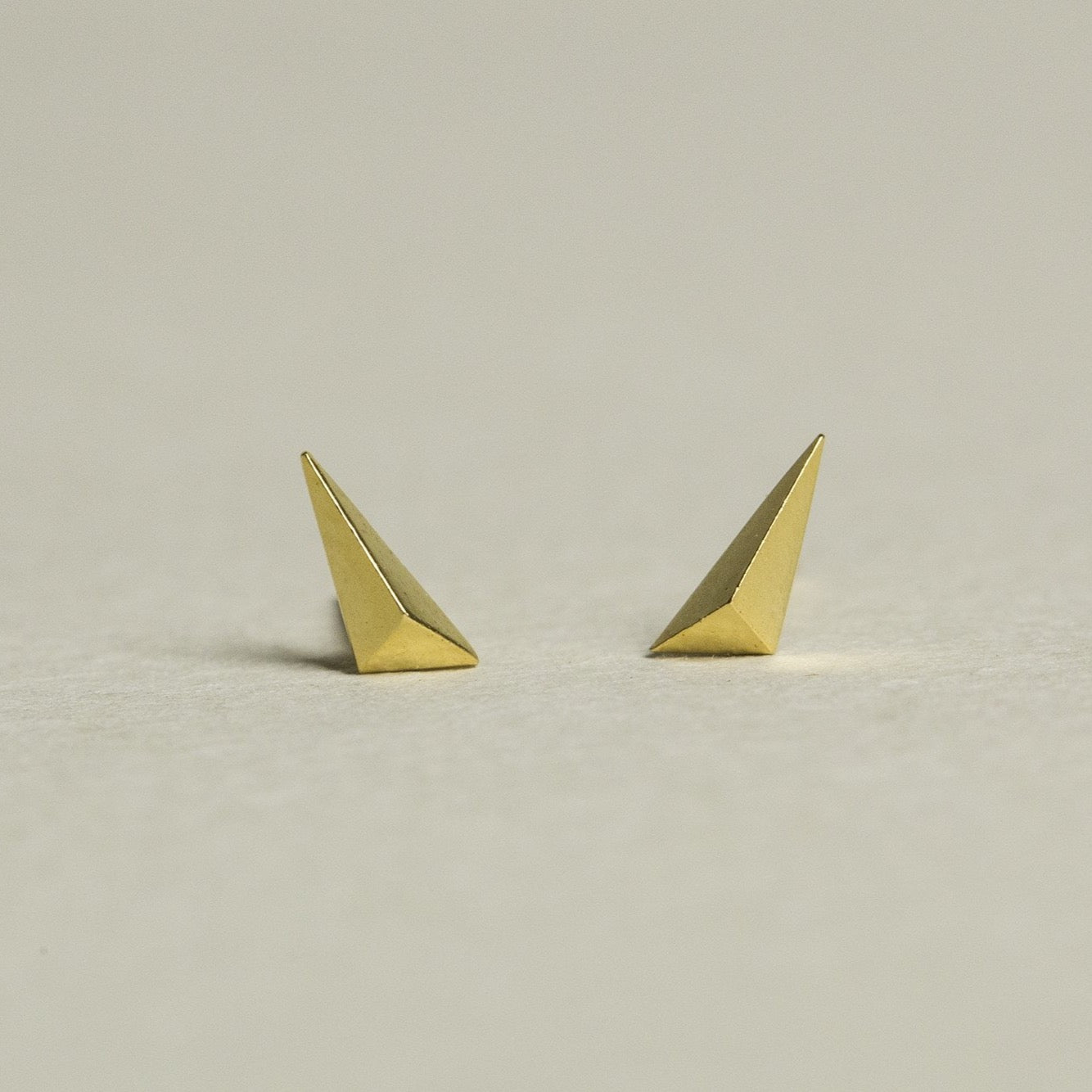 Tai Shart Stud Earrings