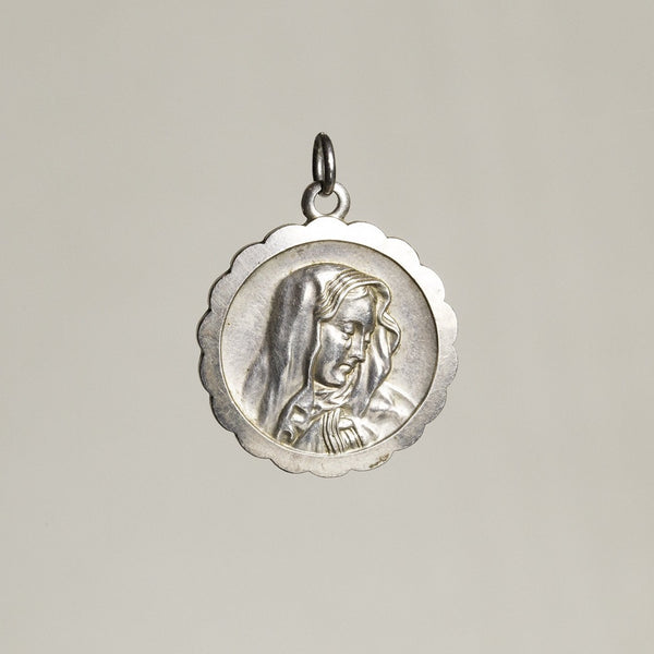 Also available - vintage Georg Jensen Madonna charm