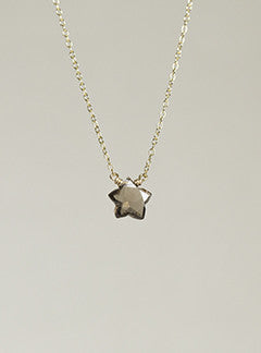 Claire van Holthe Star Shaped Smokey Quartz Necklace