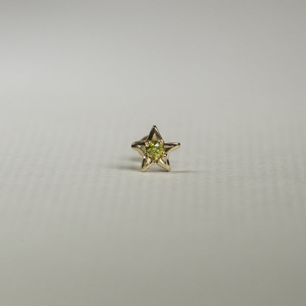 beautiful and sparkly star - hand made in UK