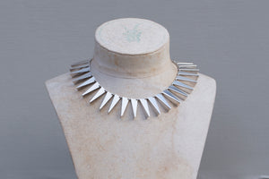 Vintage sterling silver necklace by Georg Jensen